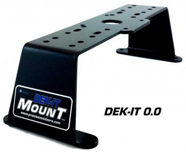Dek-It 0.0 Fish Finder Mount