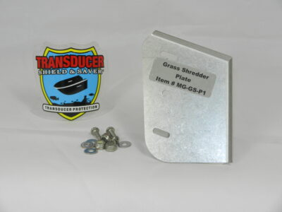 MG-GS-P1 Grass Shredder Plate to fit Motorguide® trolling motors