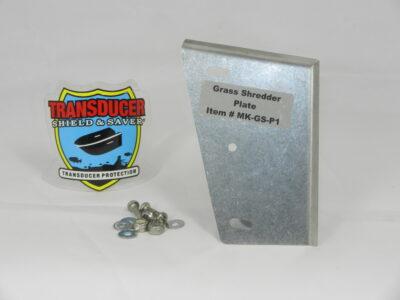MK-GS-P1 Grass Shredder Plate to fit Minnkota 24v 74lb up to 36v 101lb trolling motors