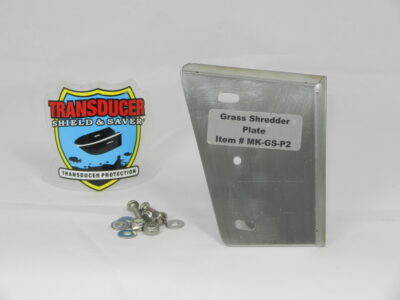 MK-GS-P2 Grass Shredder Plate to fit Minnkota 36v 112lb Trolling Motor