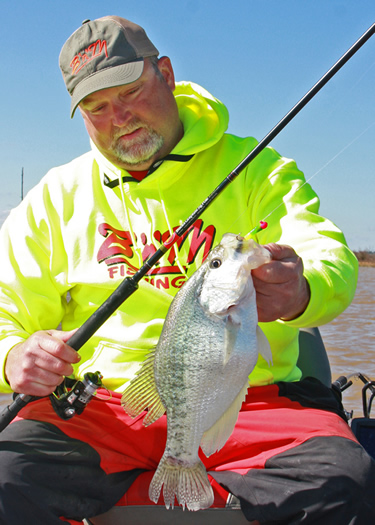 Top 50 crappie lakes for 2017 from dd for Lake d arbonne fishing report