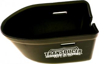 SSC-1 fits Lowrance HST-WSBL (106-72) 83/200kHz Skimmer transducer on a Trolling Motor