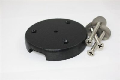 B-4-CM Base Plate with cable management