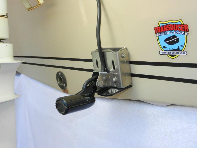 SBB-4 to attach a Transom Style Transducer on a Transom