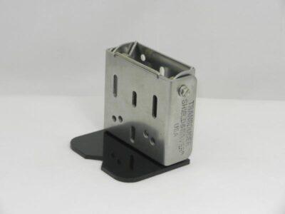 SBB-4 to attach a Transom Style Transducer on a Transom