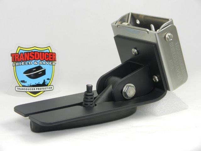 AP-DI to fit a Humminbird Down Image xDucer XNT 9 DI T on a Transom