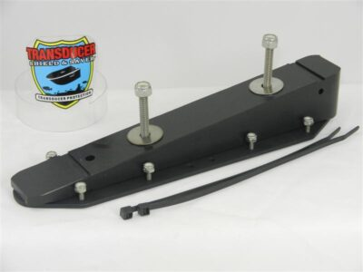 TS-LSS2-2L fits Lowrance LSS2 Structure Scan Transducer on a Set Back or Hole Shot Plate