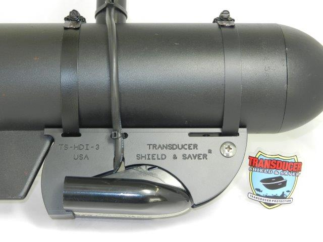 TS-HDI-3 fits Lowrance HDI xDucer (50/200kHz) 000-10977-001 for Trolling  Motor or Jack Plate install