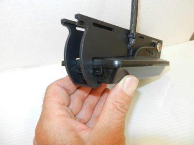 TM-ONIX-2 fits Humminbird Side Image Xducer XT 14 20 HDSI T (RD) and XT 14 74 HDSI T (RD) for Trolling Motor, Jack Plate or Set Back