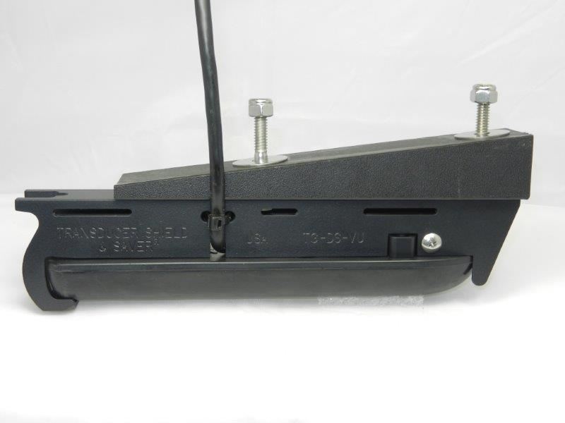 TG-DS-Vu to fit Garmin DownVü/SideVü xDucer GT30 for Trolling Motor, Jack Plate or Set Back