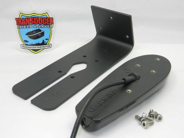 AP-D-Vu to fit Garmin DownVü Transducer GT20 on a Transom