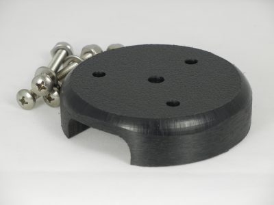 B-3-CM Base Plate with cable management