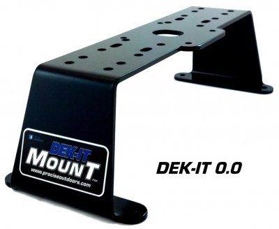 Dek-It 0.0 Fish Finder Mount
