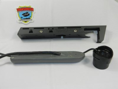 TG-GT30-3D Transducer Shield to fit Garmin DownVü/SideVü GT30 and Pod GT8HW transducers together
