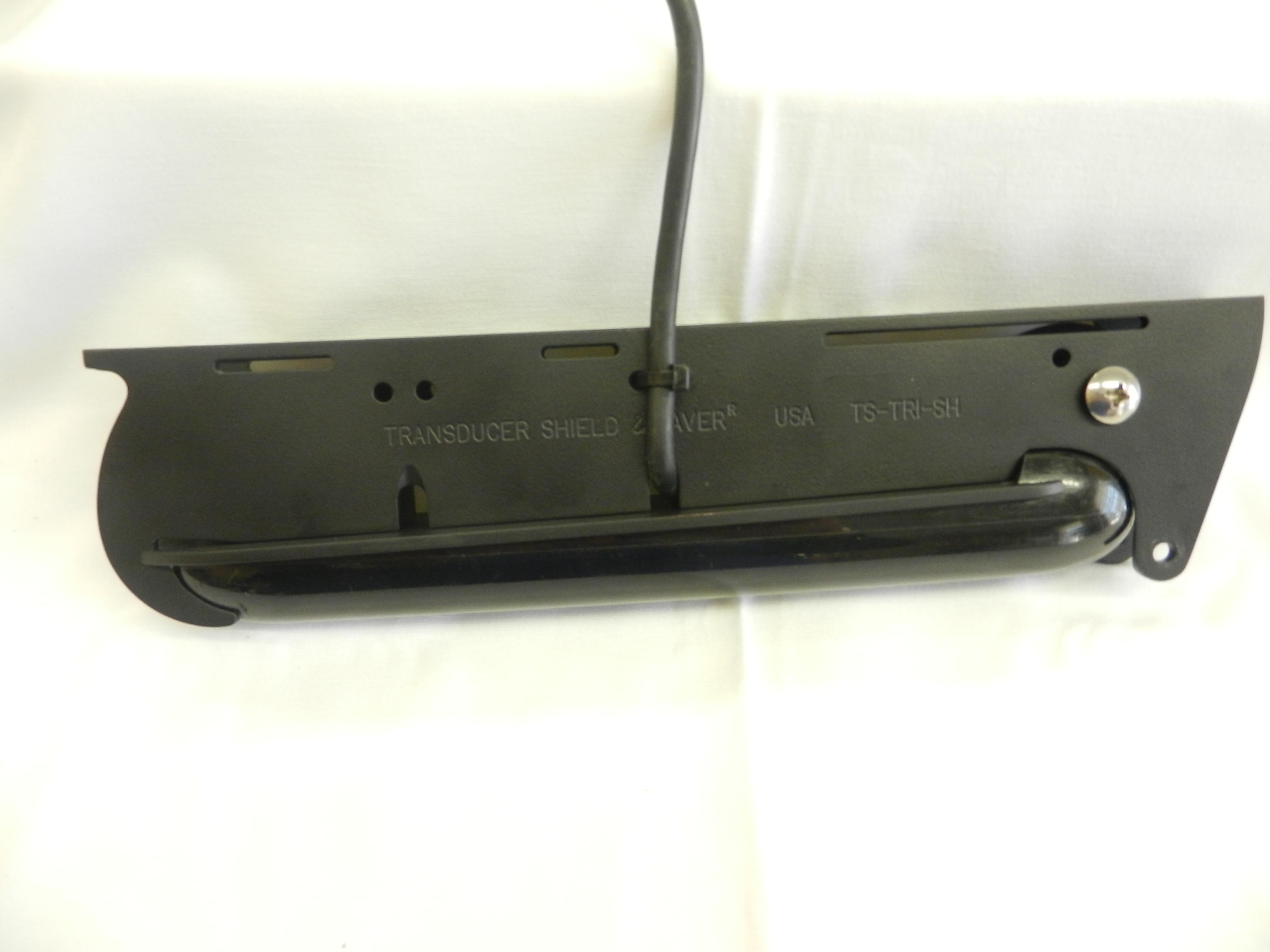 TS-TRI-SH to fit Lowrance Hook 2 Triple Shot Transducer # 000-14029-001 on  Jack Plate, Hole Shot Plate or Set Back