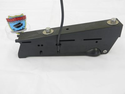 TSS-RM-2 fits Raymarine® Chirp Down Vision CPT-100DVS transducer A80351 on a Trolling Motor or Jack Plate