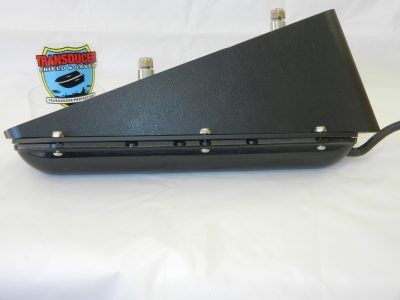 "WG-LSS2-4"" Wedge to attach various Transducer Shields to 90 degree hole shot plate"