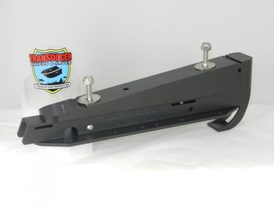 "WG-LSS2 to fit Lowrance LSS2, Total Scan or Structure Scan 3D on Set Back or Hole Shot Plate (10-12"" jack plates only)"