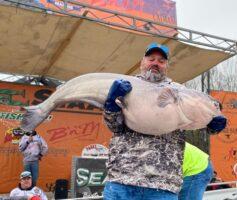 catfish, tournament, blue catfish, flathead, CatMasters, Texas, Tawakoni, Bryan St. Alma,